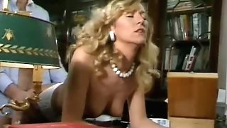 Ursula Gaussmann-Bang-out at the office(Gr-two)