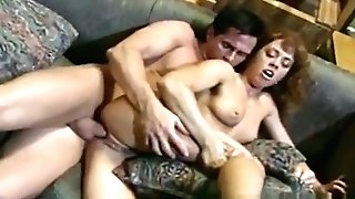 Antique Top Model Gets Her Taut Assets Rammed Hard