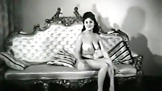 Erotic Nudes 605 50s And 60s - Scene 1