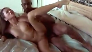 Excellent Bang-out Movie Interracial Flash