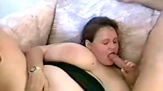Ron Jeremy and BBW doll