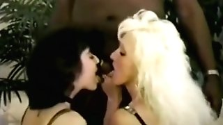 Jan B Gets Youthful Denise Fucked By A Big Black Cock