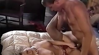 Luxurious wifey titillating fuck scenes