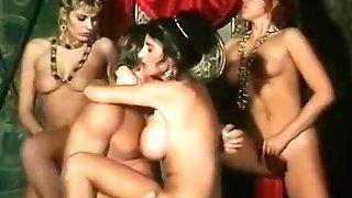 Big Baps Ass-fuck Orgy --- Sarah Youthful & Christoph Clark (euro Pornographic Stars)