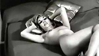 Erotic Nudes 618 50's And 60's - Scene 8