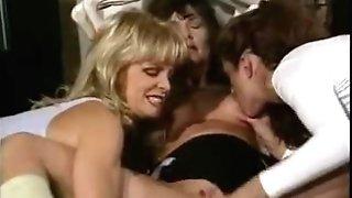 Kitty four - BodyBuilding Bitches (1993) Part two