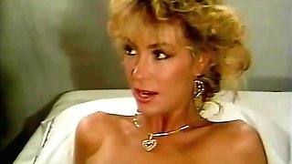 Skinny Blonde COUGAR From The Seventies