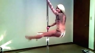 Antique Twerk Pole Dance