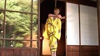 Japanese Antique Restrain Bondage