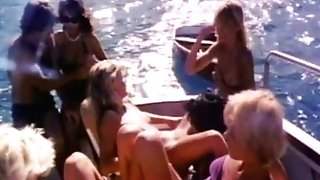 Love boat orgy