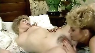 Perfection (1985) - Two Hot Blondes In Girly-girl Orgasm Antique W